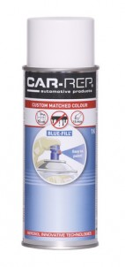 Pre-Filled spray Car-Rep Blue-Fill 1K 400ml
