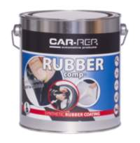RUBBERcomp Car-Rep Black semigloss 3L