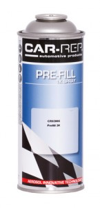 Pre-Filled spray Car-Rep female 2K Converter 400ml