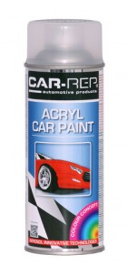 Spraypaint Car-Rep Acryl Car Paint 100070 400ml