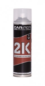 Spraypaint Car-Rep 2K Anti-rust primer Red 500ml