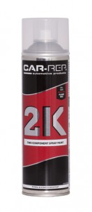 Spraypaint Car-Rep 2K Flame Red RAL3000 500ml