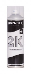 Spraypaint Car-Rep 2K Pure White RAL9010 500ml