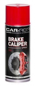 Spraypaint Car-Rep Brake Caliper Red 400ml