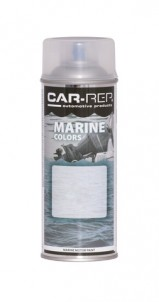 Spraypaint Car-Rep Outboard Yamaha 08- Grey Metallic 400ml