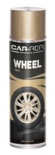 Spraypaint Car-Rep Wheel Gold Acryl 500ml