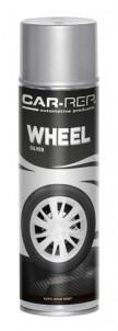 Spraypaint Car-Rep Wheel Silver Acryl 500ml