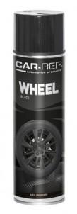 Spraypaint Car-Rep Wheel Black Acryl 500ml