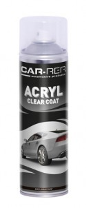 Spray Clear Coat Car-Rep Acryl 500ml