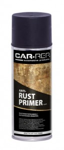 Spraypaint Car-Rep Anti Rust primer Black 400ml