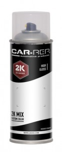2K MIX Car-Rep Prefill spray Gloss 400ml female