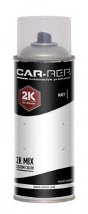 2K MIX Car-Rep Prefill spray Matt 400ml female