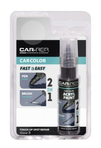Paint Car-Rep Touch-up 12ml 120010 Clearcoat Metallic