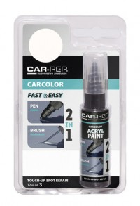 Paint Car-Rep Touch-up 12ml 121005 White