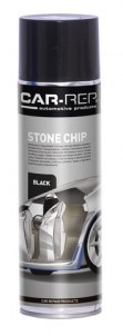 Spray Car-Rep Stone Cchip Coating Black 500ml