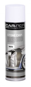 Spray Car-Rep Stone Chip Coating White 500ml
