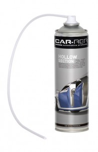 Spray Car-Rep Hollow Section wax 500ml with long hose