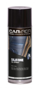 Spray Car-Rep Silicone 400ml