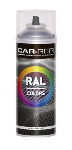 Spraypaint Car-Rep RAL Clear Coat Gloss 400ml