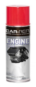 Spraypaint Car-Rep Engine Red 400ml