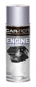 Spraypaint Car-Rep Engine Silver 400ml