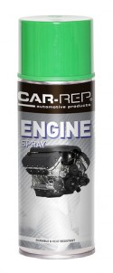 Spraypaint Car-Rep Engine Green 400ml