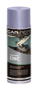 Spray Car-Rep Zinc Cold Galvanized 400ml